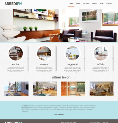 ArrediPM – Design d'interni online